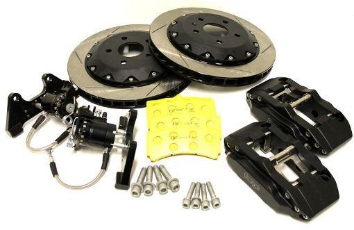 Forge – VW Caddy 330mm 4 Pot Rear Brake Kit