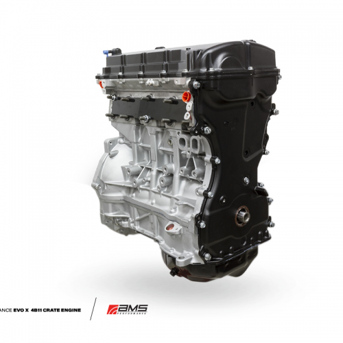 AMS Mitsubishi Lancer Evolution X 4B11 2.2L Stroker Crate Engine