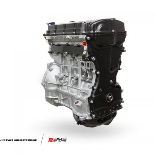 AMS Mitsubishi Lancer Evolution X 4B11 2.2L Big-Bore Crate Engine