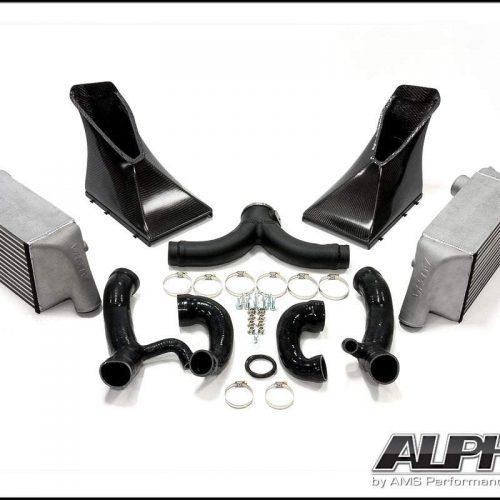 Alpha Performance Porsche 997.2TT Intercooler System
