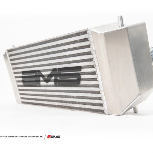 AMS Performance Ford F-150 Performance 5.5″ Thick Intercooler Upgrade.  2.7L / 3.5L 2015-2019 + 2017-2019 Raptor