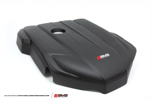 AMS Performance 2020+ Toyota Supra A90 Carbon Fiber Engine Cover