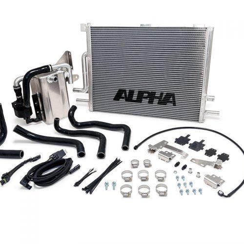 ALPHA Audi C7 S6 & S7 Turbo Cooler System