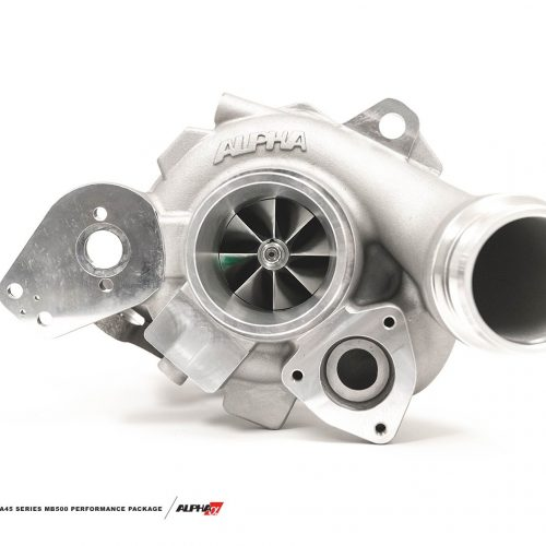 Alpha A45 Series MB600 Turbocharger Upgrade Kit