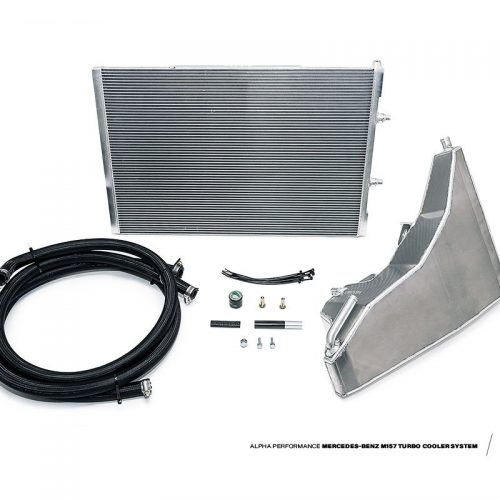2014+ ALPHA Performance 4Matic E63 AMG Turbo Cooler Kit (S Model Only)