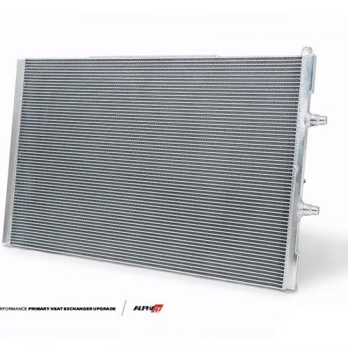 ALPHA Performance Mercedes 5.5Biturbo Center Heat Exchanger Upgrade
