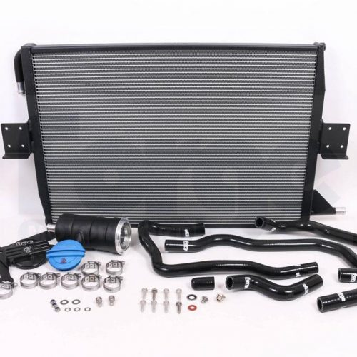 Forge – Audi S4 B8 3.0 TFSI Charge Cooler Radiator and Expansion Tank kit 1