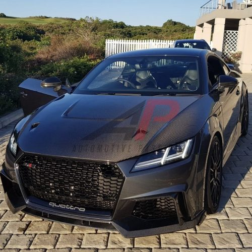 Audi TT 8S Carbon Fibre Hood AP Design