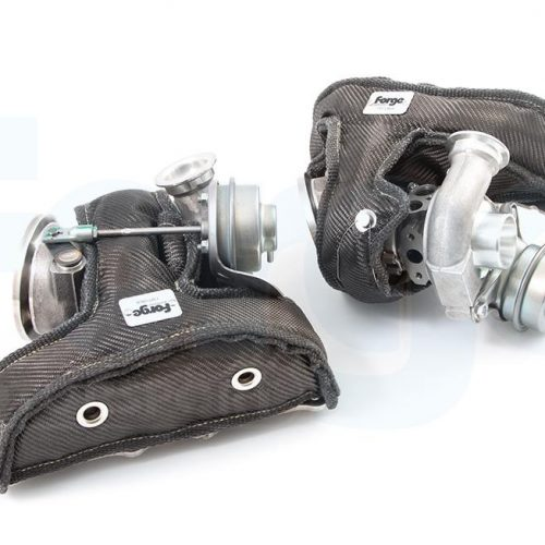Forge – BMW 135i (N54) Twin Turbo Pair of Turbo Blankets 2007-2010