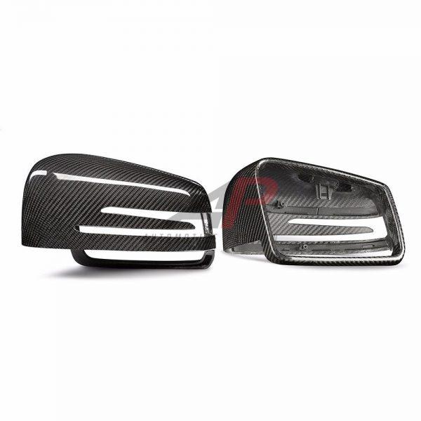 Mercedes Full Dry Carbon Fibre Mirrors A,CLA,GLA,B AND W204 C CLASS
