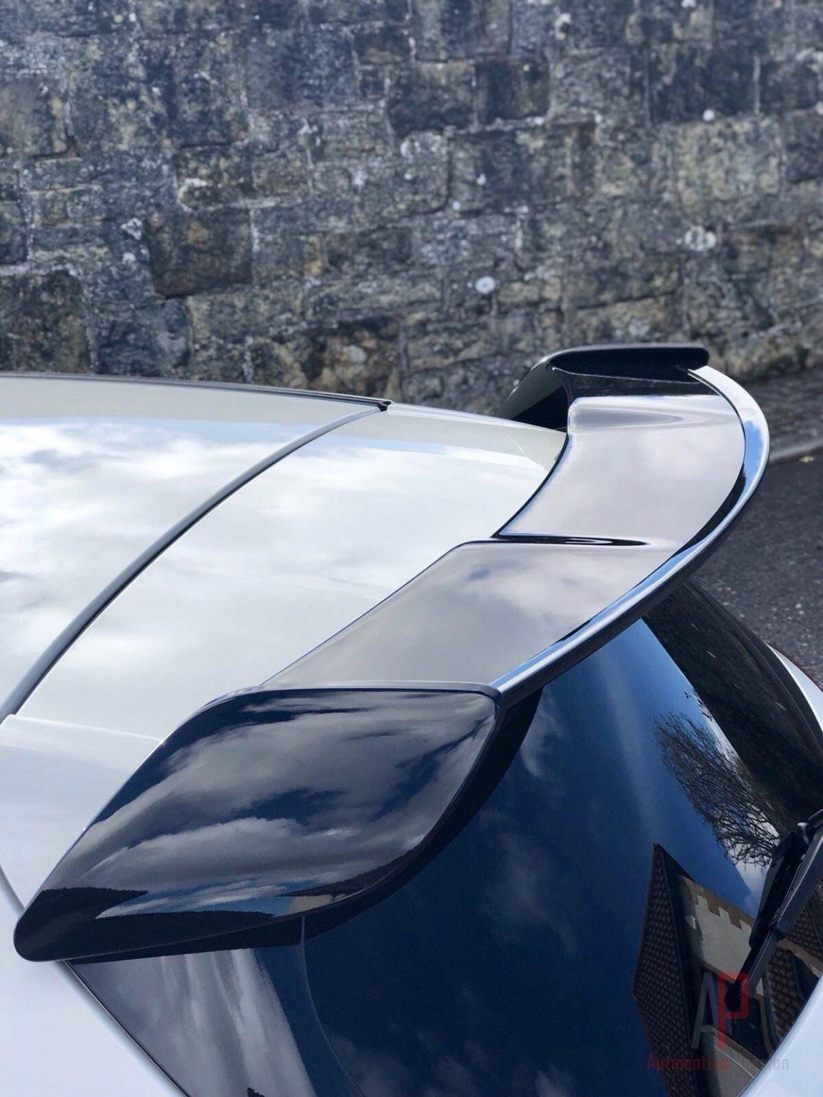 Mercedes-Benz A Class Rear Aerofoil (Gloss Black)