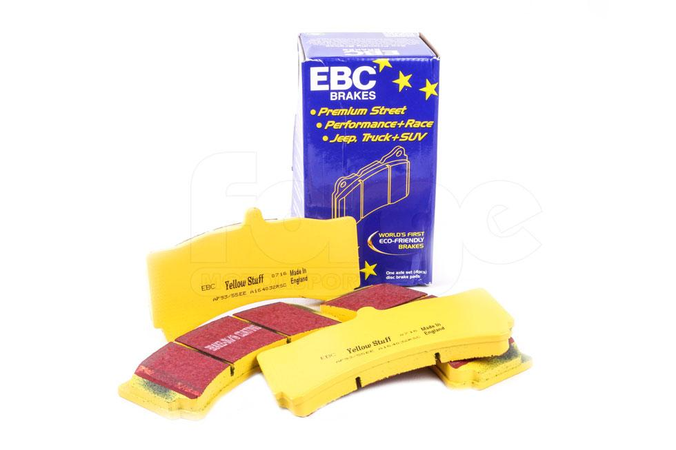 Forge – EBC Yellow Stuff Front Pads for the Forge Big Brake Kits