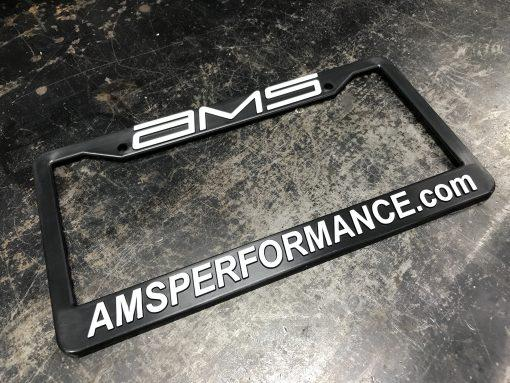 AMS Performance License Plate Frame