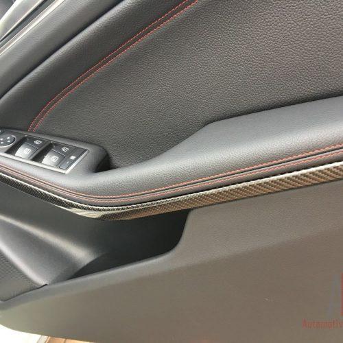 Mercedes-Benz A45 Carbon Door Trim Replacement