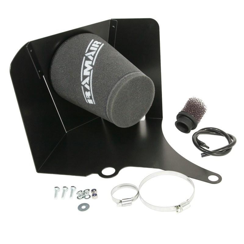 RAMAIR – Performance Foam Air Filter & Heat Shield Induction Kit – VW Polo GTI 1.8t (9N3)