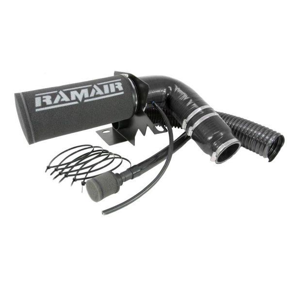 RAMAIR – Citroen DS3 & DS4 1.2 THP & VTI 110/130 & Peugeot 208 & 308 1.2 THP 110/130 – Induction Intake Foam Air Filter Kit – Black Hose
