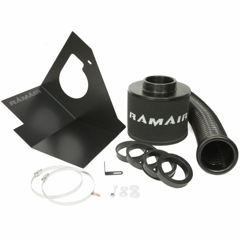 RAMAIR – Performance Foam Air Filter & Heat Shield Induction Kit – 330 Challenge – BMW E46 3 Series 325, 328 & 330
