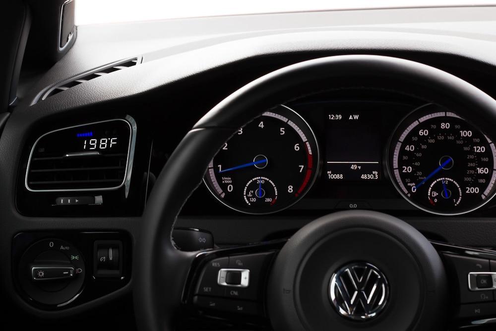P3 V3 OBD2 Gauge for Volkswagen Golf Mk7 R (2014-2019)