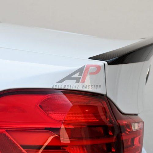 BMW M4 M Performance Carbon Fibre Boot Spoiler