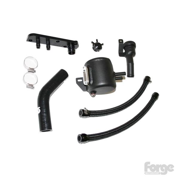 Forge – Oil Catch Tank System for Volkswagen Golf MK5 (GTI/ED30) + MK6 (R/ED30)