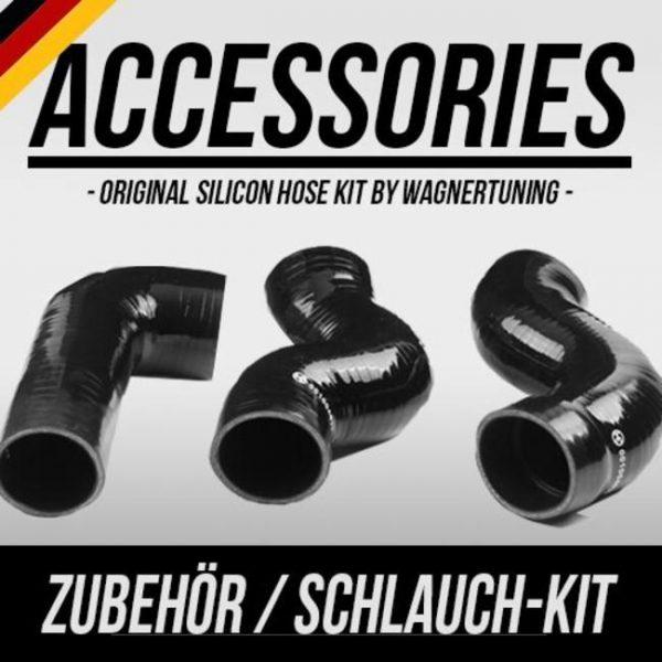 BMW E82-E93 Upgrade Intercooler Silicone Hose Kit