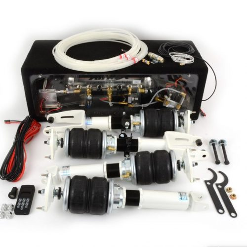 Full Air Ride Kit V2 for your A/CLA/GLA 45AMG 2013-Present