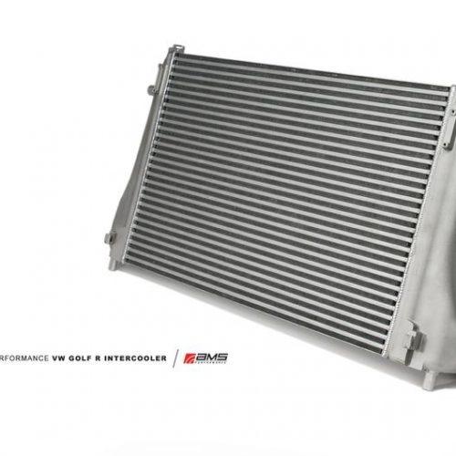 AMS Performance MK7 Golf R (VAG) Front Mount Intercooler Upgrade with cast end tanks