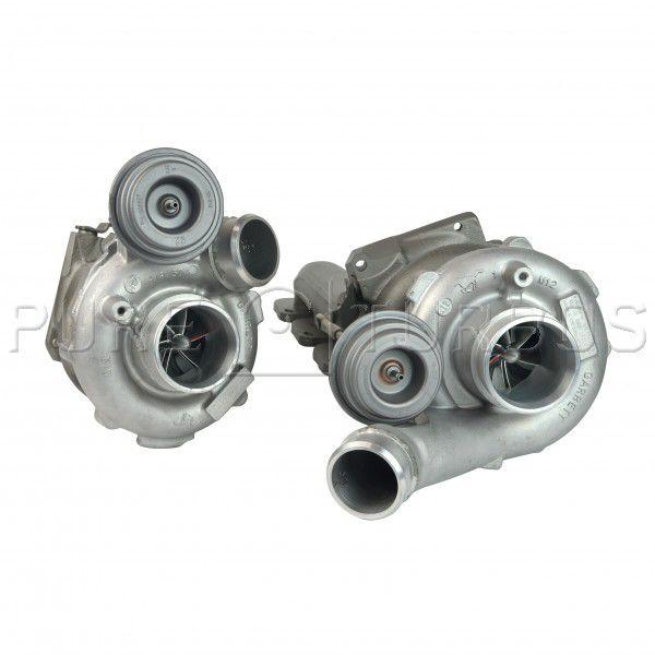 Mercedes S63 & SL63 M157 PURE Upgraded Turbos