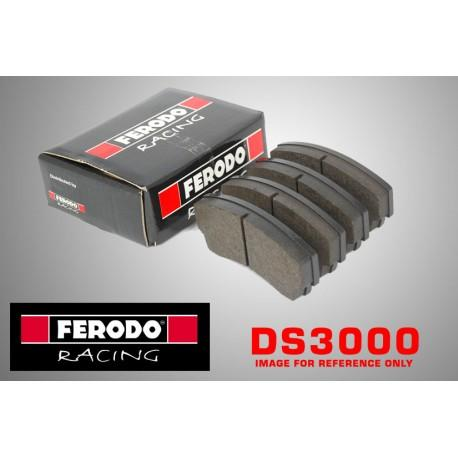 Ferodo DS3000 Front Pads for TOYOTA MR2 SW20 Non-Turbo 1990-1995