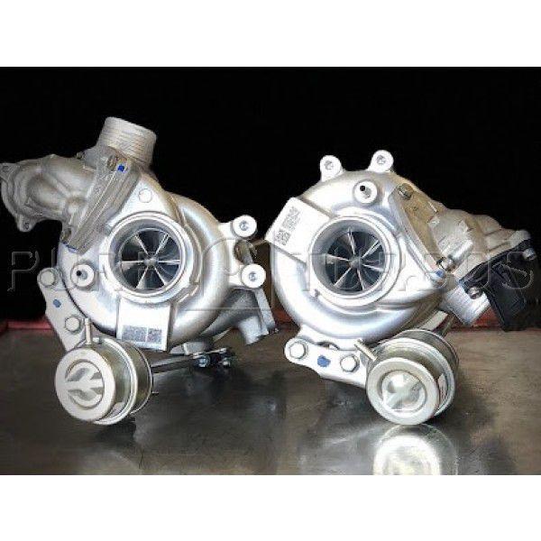 Mclaren MP4-12C & 650S PURE 800 Turbo Upgrade
