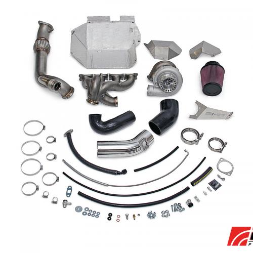 AMS Performance 950XP V-Band Turbo Kit | 2008-2015 Mitsubishi Evo X
