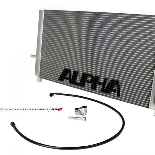 Alpha Performance Mercedes-Benz M133 45 Series AMG Center Heat Exchanger