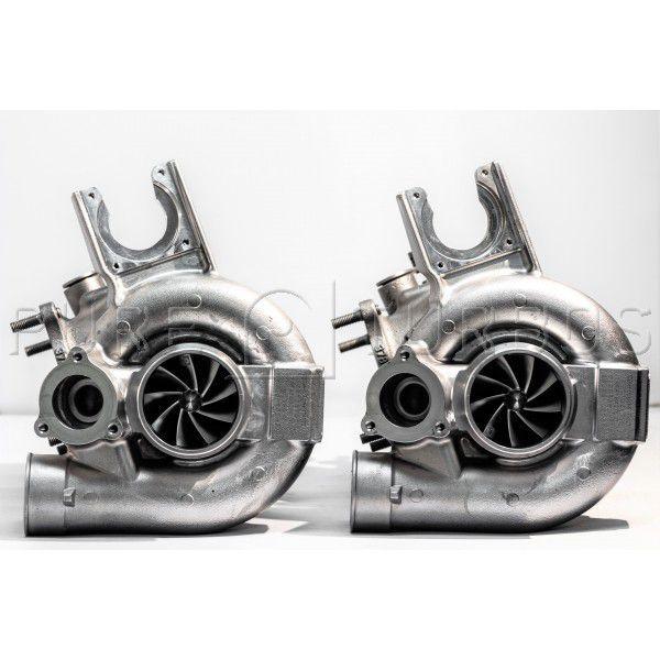 Mclaren 720s PURE 1200 Upgraded Turbos