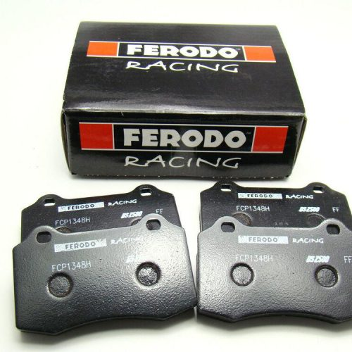 Ferodo DS2500 Front Pads for VOLKSWAGEN Golf 2.0 GTI Clubsport S MK7 2016 – 2017