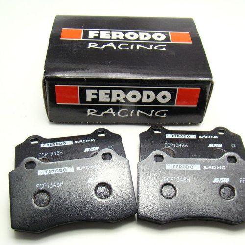 Ferodo DS2500 Rear Pads for RENAULT Megane RS275 (Girling Calliper) 2014 –