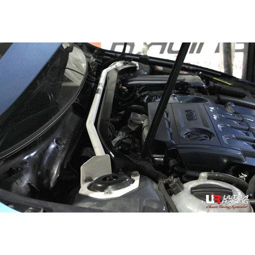 ULTRA RACING 2 POINTS BAR FRONT STRUT BRACE FOR VW GTI GOLF (MK7) 2015-2017