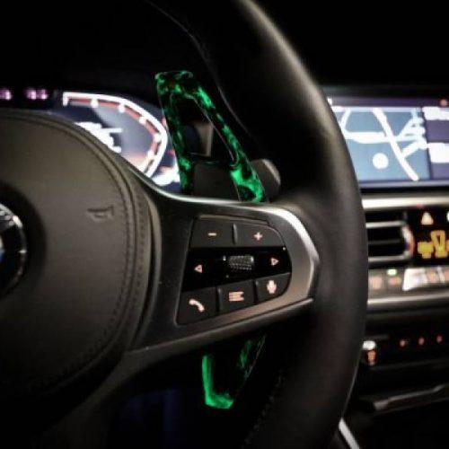 ARMASPEED – BMW 3 SERIES F80 M3 Shift paddles