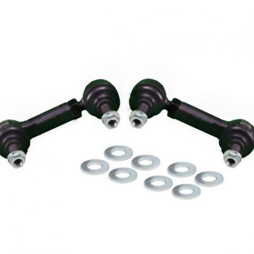 WHITELINE – Rear Heavy Duty Adjustable Anti-Roll Bar Drop Links Mercedes A B CLA GLA Class W176 W246 C117 X156 2012 -2019