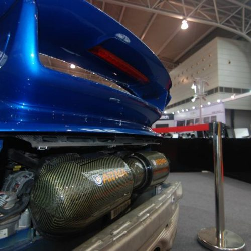 ARMASPEED – PORSCHE 911 991 MK1 3.8L GT3 Air intakes
