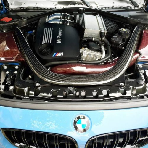 ARMASPEED – BMW 2 SERIES F87 M2 COMPETITION Air intakes