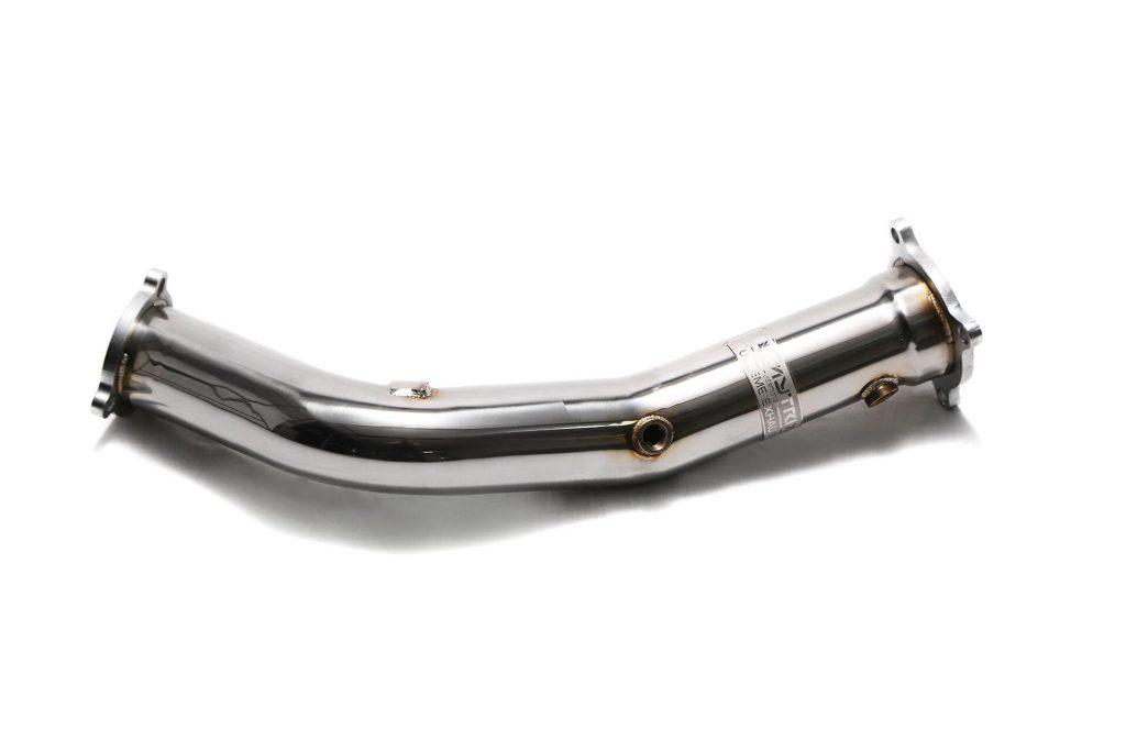 Armytrix – Stainless Steel High-flow performance decatted downpipe with cat simulator – Ver 2 for AUDI A5 B8 20 TFSI SPORTBACK