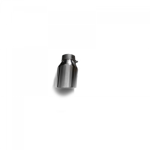Armytrix – Stainless Steel Single chrome silver spare replacement tip 1x115mm for NISSAN 370Z Z34 37L