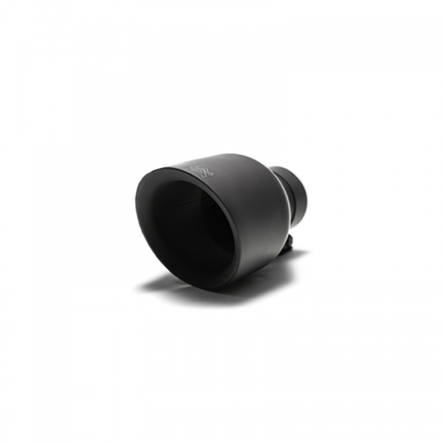 Armytrix – Stainless Steel Single matt black spare replacement tip 1×115 mm for FORD FOCUS MK3 23L RS