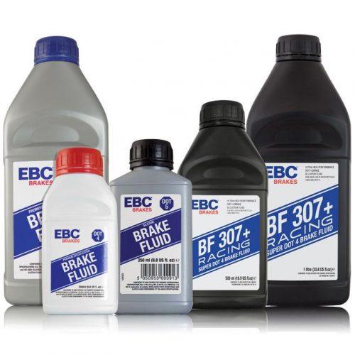 EBC DOT 5.1 high performance brake fluid