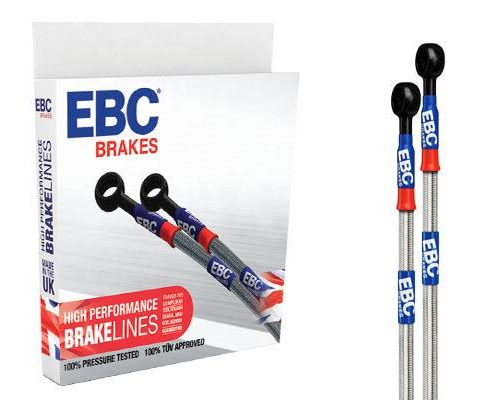 EBC Brake Line Set (X4 Lines) for Mercedes A/CLA/GLA45 AMG W176